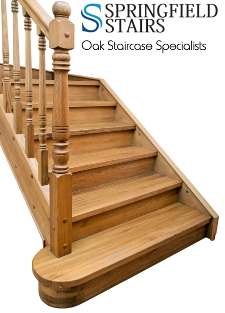 Springfield Stairs Bespoke Staircase