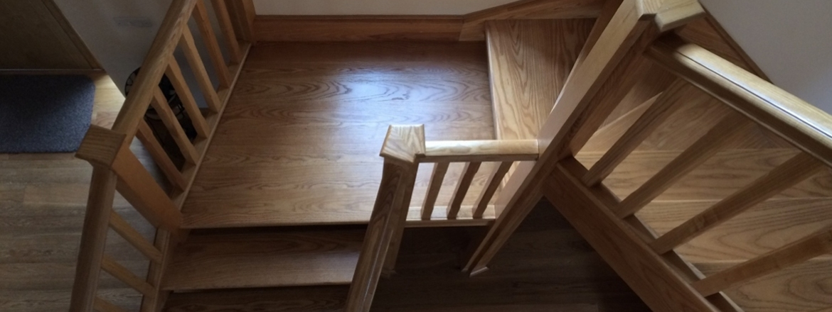 Springfield Stairs , Bespoke staircases to trade & domestic customers